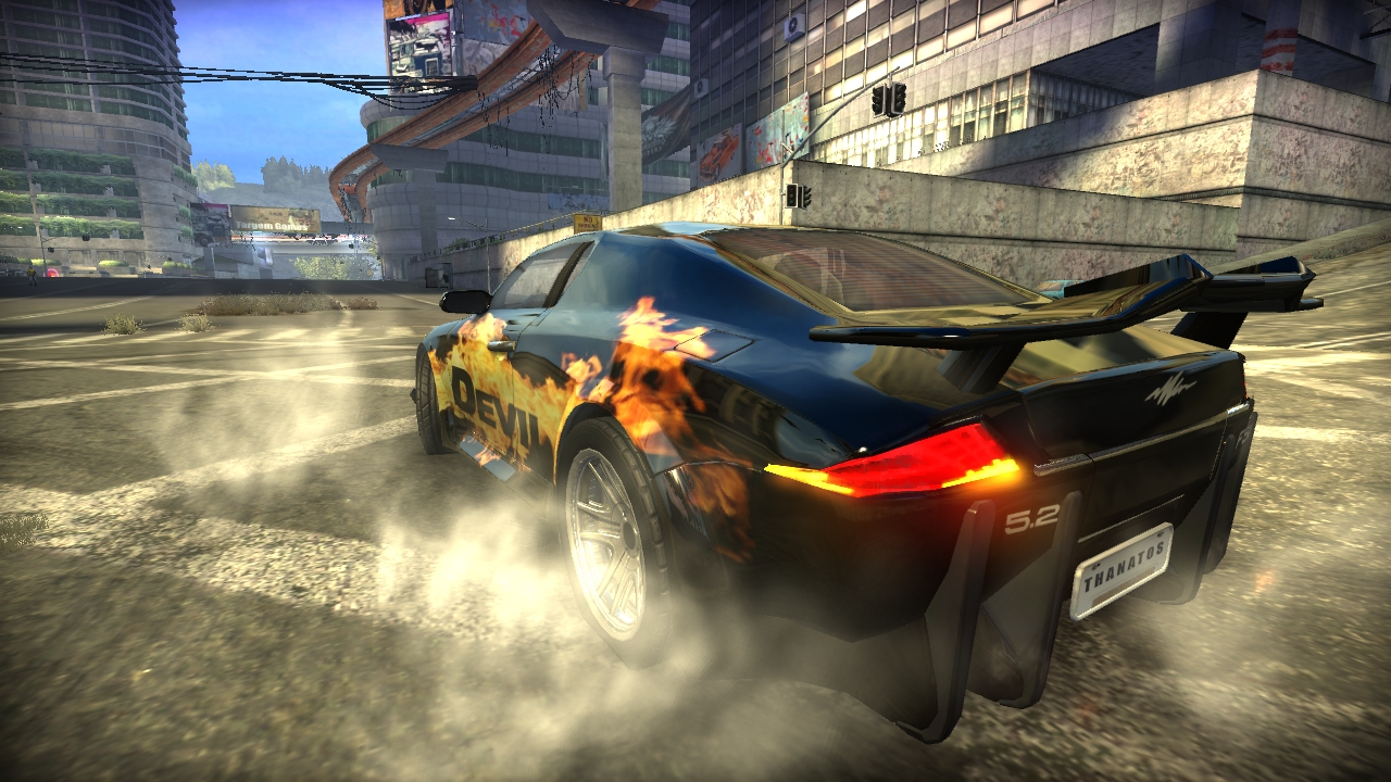 Armageddon Riders is a bloody car battle for fans of fast